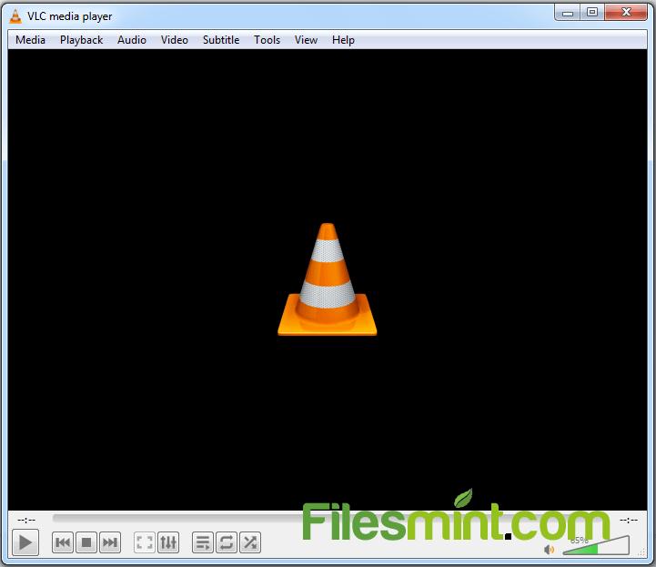 VLC Media Player Screenshot 1