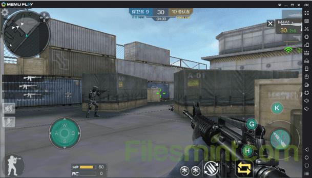 MEmu Screenshot