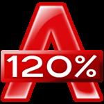 Alcohol 120% Logo