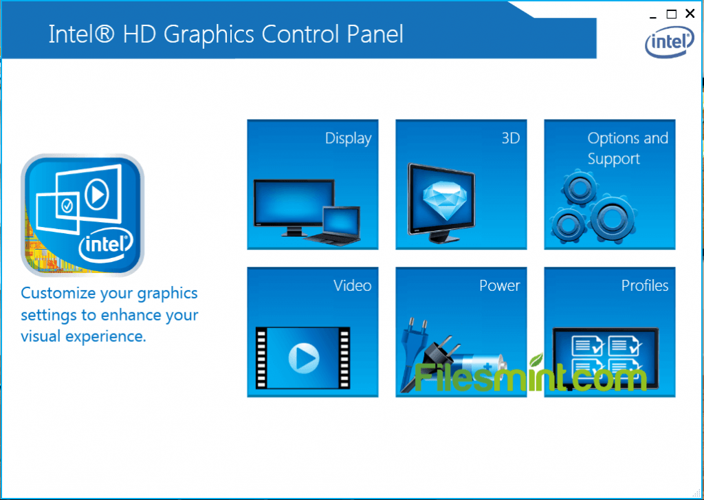Intel HD Graphic Drivers for Windows