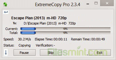 Transfer Data Faster with ExtreamCopy Pro