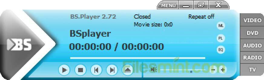BS.Player Screenshot