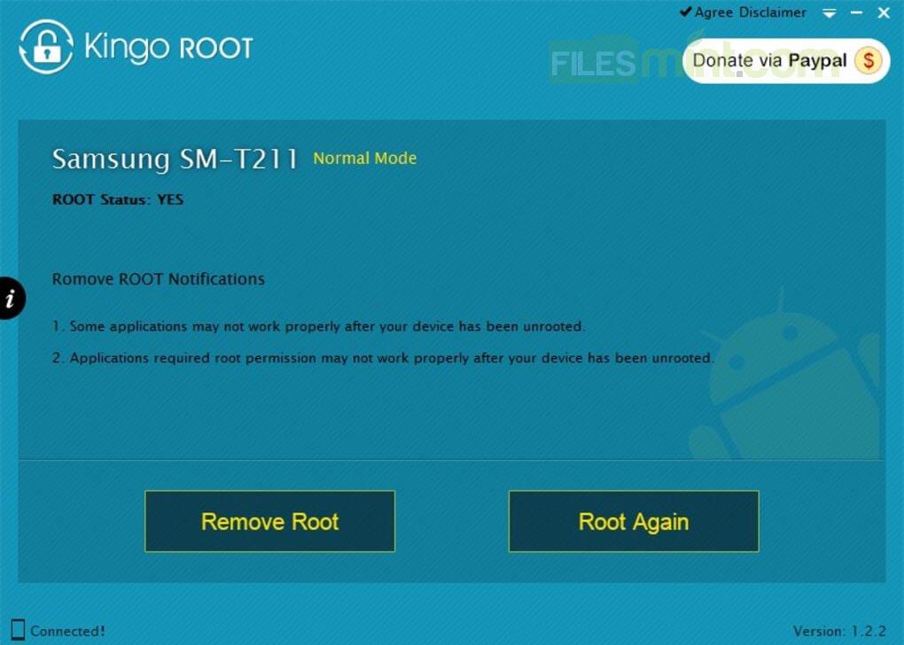 KingoRoot Screenshot