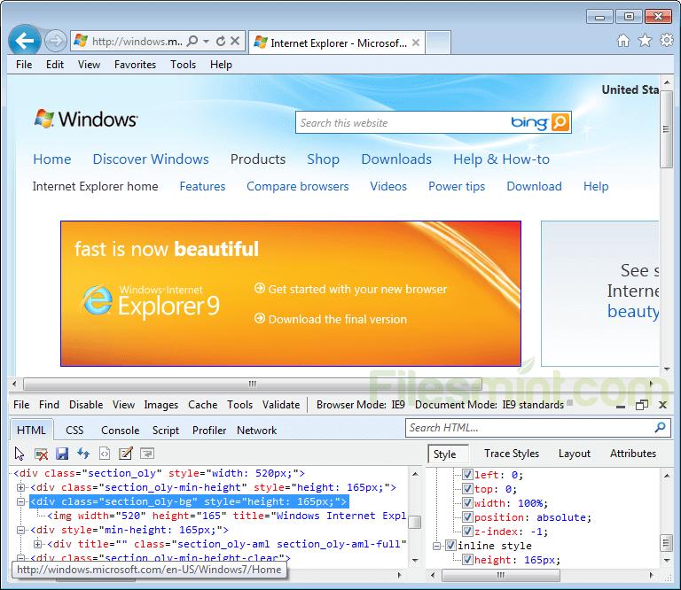Utilu IECollection Screenshot