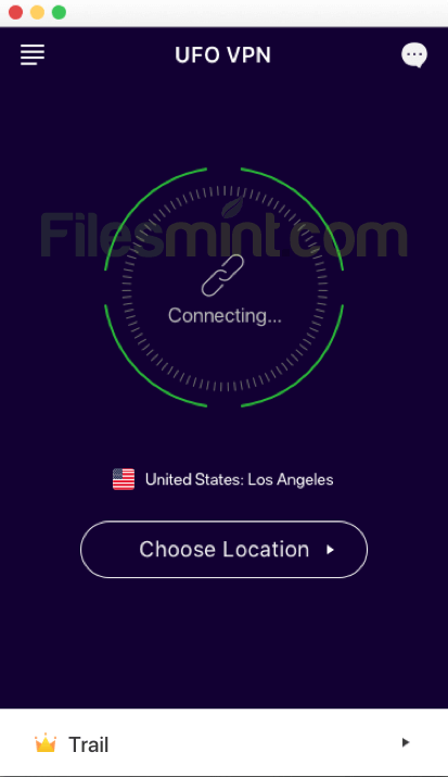 UFO VPN Screenshot